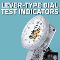 LEVER-TYPE DIAL TEST INDICATORS