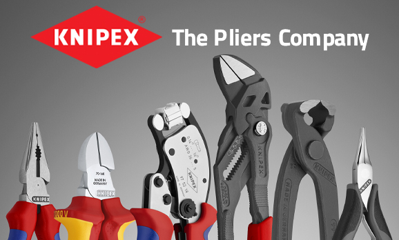 KNIPEX is now available on Mister Worker™!