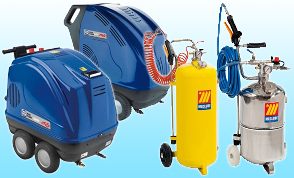 Shop Cleaning and Sanitizing Equipment on Mister Worker!
