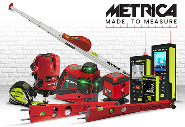 METRICA now available on Mister Worker!
