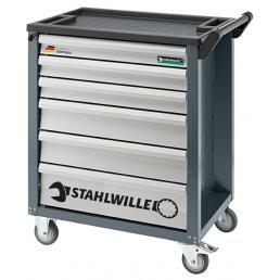 90/6A  Tool trolley 6 drawers empty