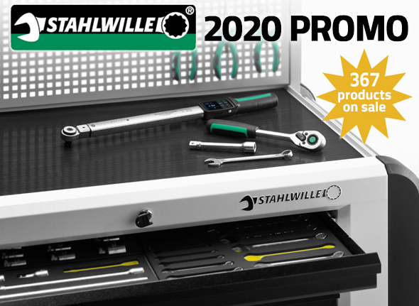 Discover the New Stahlwille Special Offers!