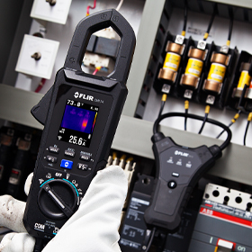 Imaging Clamp Meters
