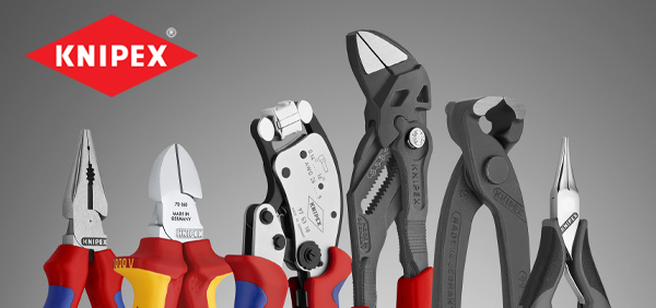 Discover All Knipex Pliers & Cutters On Offer!