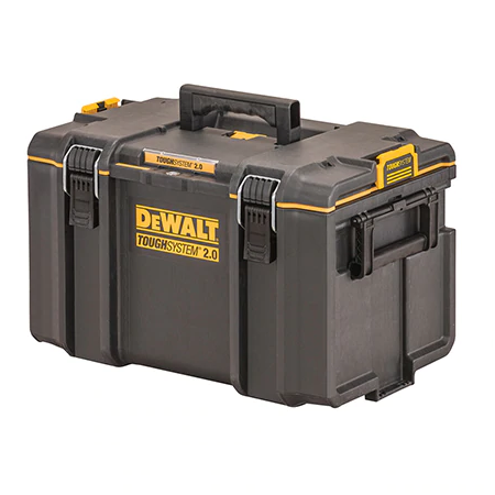 DWST83342-1  ToughSystem 2.0 Toolbox  Dimensions: 554x370x408 mm