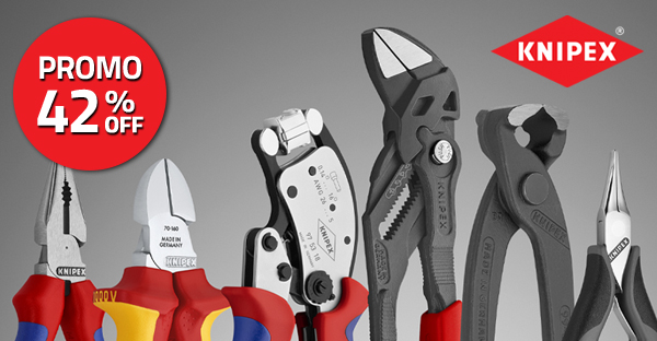 Discover our new Knipex Offers!
